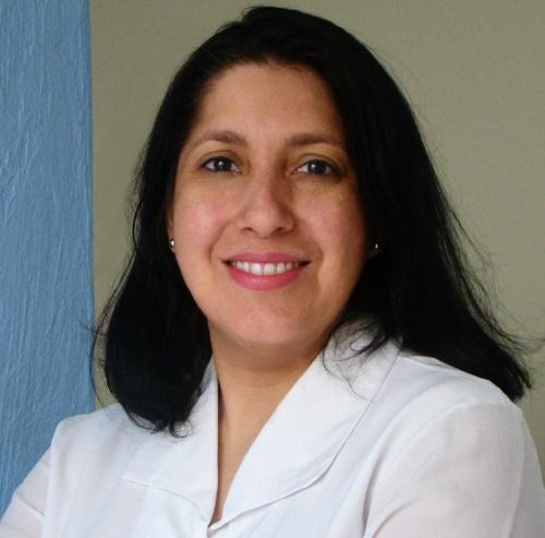 Profa. Claudia Palmuti